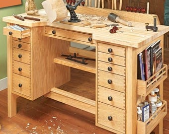 18 In Doll School Desk Woodworking Plans Great For American