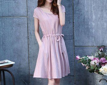 Tunic dress / Fashion dress / Long dress