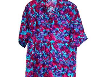 Vintage, Koret Short Sleeved Shirt