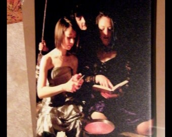 The Three Witches (MMC canvas print) #1