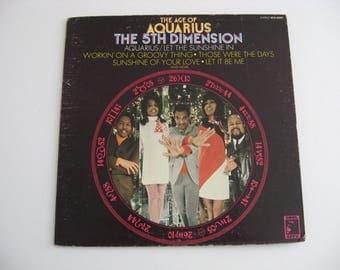 The 5th Dimension  -  The Age of Aquarius - Circa 1969