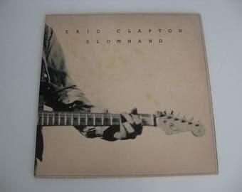 Eric Clapton - Slow Hand - Circa 1977