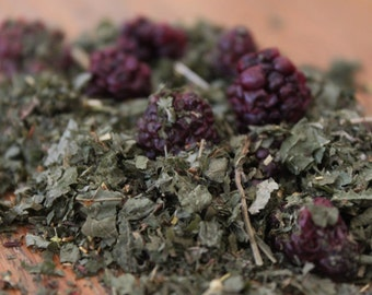 Organic Blackberry Tea