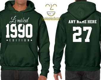 1927 Limited Edition B-day Hoodie 90th Birthday Gift Cool hipster swag mens womens ladies hooded sweatshirt sweater Unisex