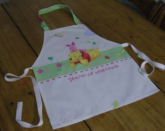 Winnie the Pooh Fabric Child's Apron