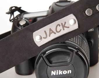 Personalized Leather Camera Strap,Leather Camera Strap,Gift for Photograph Lovers,Brown Camera Strap
