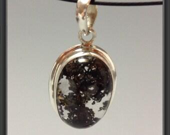 Rutilated quartz Pendant