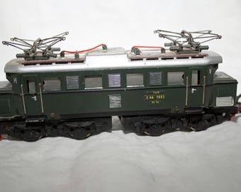Fleischmann Model Train 1952 Western Germany 1345 Bo