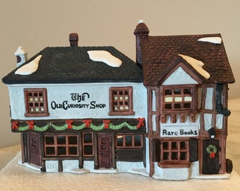 """FREE SHIPPING Dept. 56 """"The Old Curiosity Shop"""""""