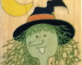 Canadian Maple Colletions: Frizzy Witch