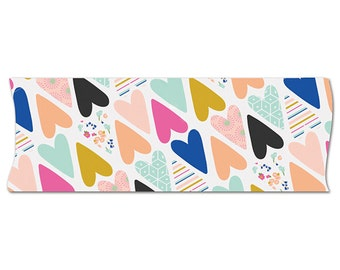 NEW! Heart Washi Tape from Fancy Pants Design's Mille & June Collection
