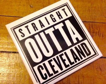 Straight Out of Cleveland Coaster