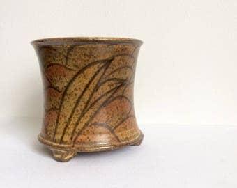 Vintage Ceramic Planter, Flower/Plant Pot