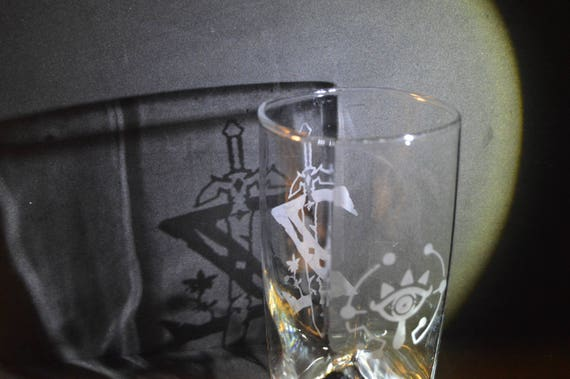 "Legend of Zelda ""Z"" OR Sheikah glass"