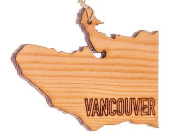Vancouver Ornament