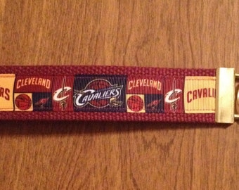 Cleveland Cavaliers Key Chain Zipper Pull