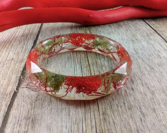 Bangle bracelet Charm bracelet Nature jewelry Wife Gift|For|Girlfriend Natural jewelry Delicate bracelet Crystal bracelet Dainty bracelet