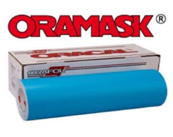 """1 roll 12""""x 10yd Oracal 813 Oramask Stencil Vinyl"""