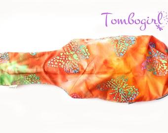Violin Cotton Cover for 4/4 - Australian made - Batik Dye Butterfly