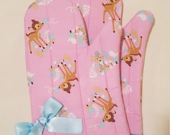Bambi Oven Mitts!