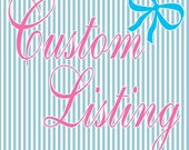 Custom listing for LuDesignsJewelry Product Photography