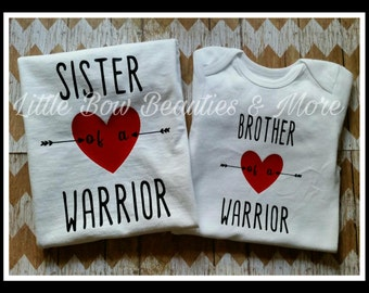 Family of a Warrior Add on Tshirts