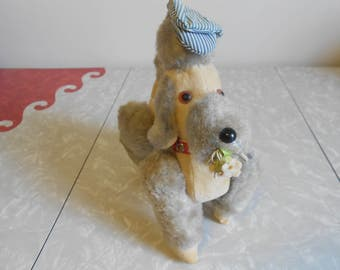 Stuffed French Poodle