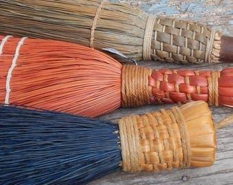 Handmade Berea College Hearth Brooms!