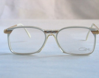 Cazal vintage eyeglasses made in Germany in the 80's