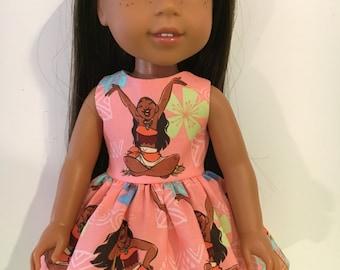"""14.5"""" doll dress"""