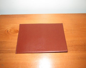 "Hallmark Leather Envelope 6 1/2"" x 4 1/2"""