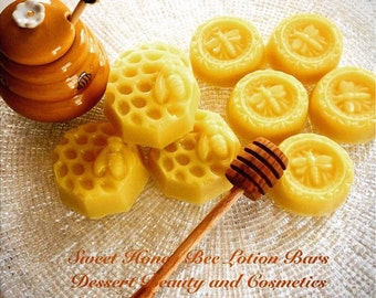Honey Bee Lotion Bars
