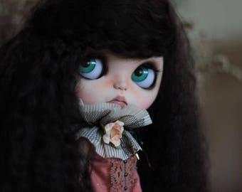 RESERVED!!! Berenice . Oaak custom blythe.