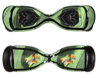 Skin Decal Wrap for Swagtron T1 T3 T5 Hover Board Self Balancing Scooter Froggy