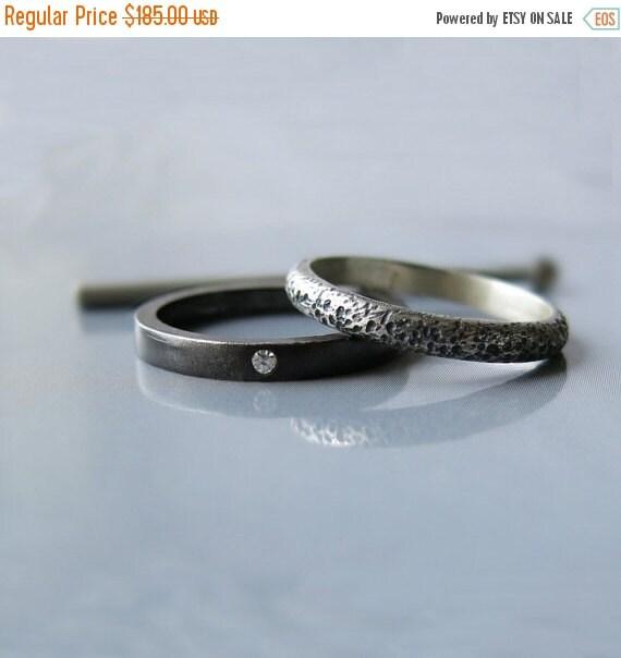 Modern Diamond Ring Diamond Engagement Ring Alternative Wedding Ring