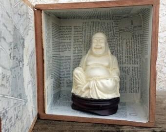 Buddha Shrine Nicho Altar Home Decor Spiritual