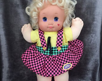 Vintage Magic nursery doll Mattel