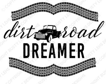 Dirt Road Dreamer Digital Download