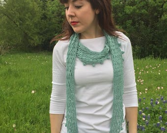 Ready2Ship Crochet Scarf