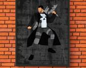 Minimalism Art - Punisher...