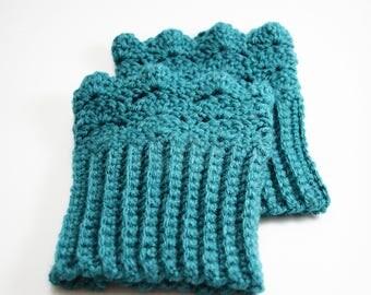 Crochet Boot topper