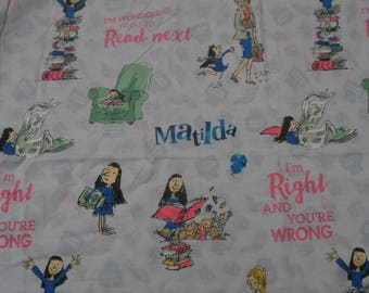 Matilda Fabric cotton mix