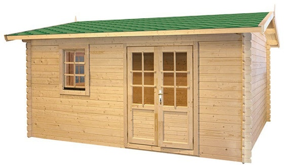 eureka guest house kit storage shed kit wooden cabin kit tiny house kit