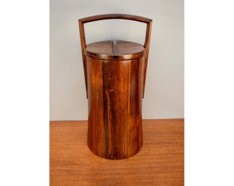 Very Rare Palisander Ice Bucket by Jens Quistgaard for Dansk