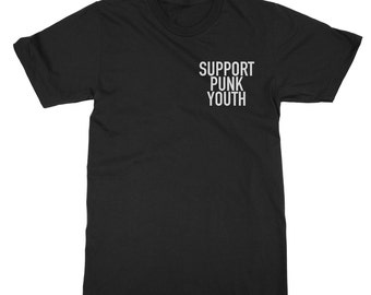 Support Punk Youth Tee