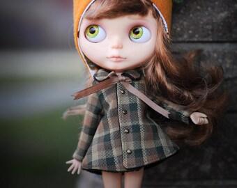 Blythe  coat by BlablaBlythe
