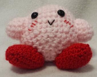 Kirby Amigurumi