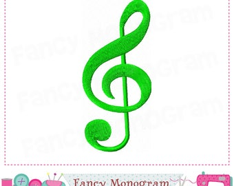 Musical Notes embroidery,Musical Notes,Musical Notes design,Band design.-01