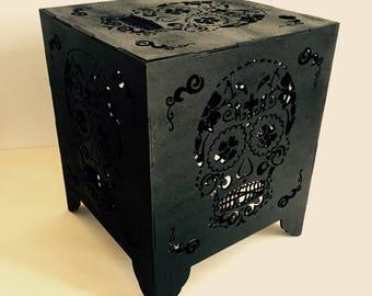 Sugar Skull Light Box