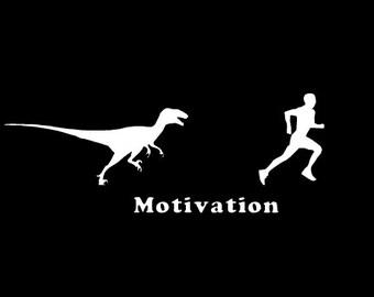 Dinosaur Running Shirt